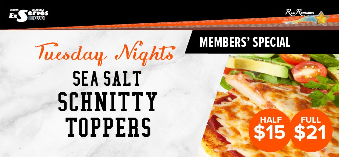 Sea Salt Schnitty Toppers