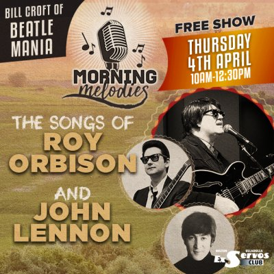 Morning Melodies - The Best of Roy Orbison and John Lennon