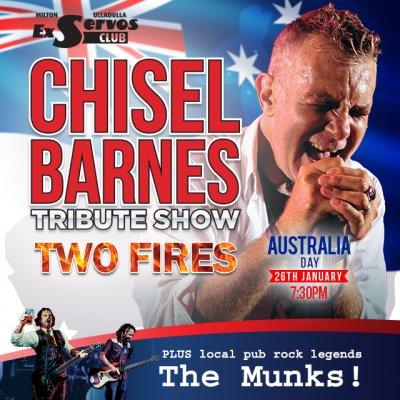 Two Fires - Chisel Barnes Show