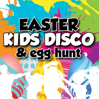 Easter Kids Disco and Easter Egg Hunt