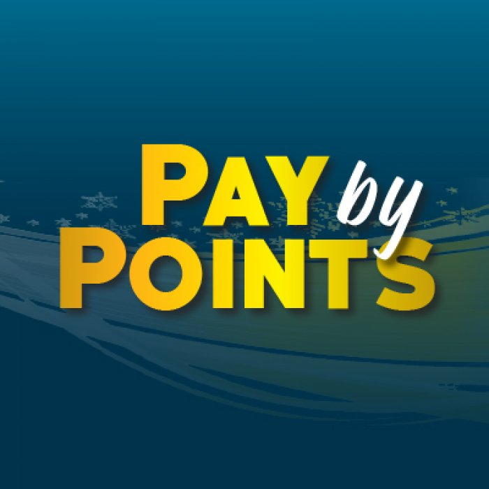 Pay by Points