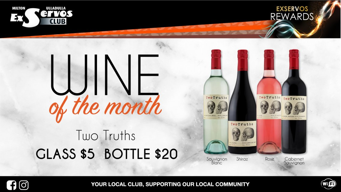 September Wine of the Month